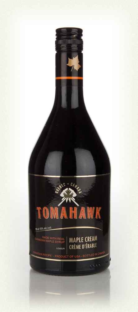 Tomahawk Maple Cream Liqueur - 70cl 15%