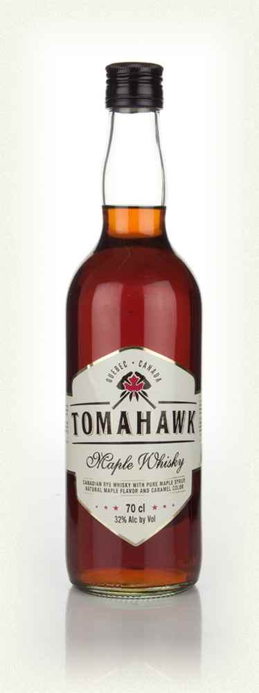 Tomahawk Maple Whisky - 70cl 32%
