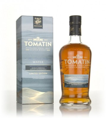 Tomatin Five Virtues Water - 70cl 46%