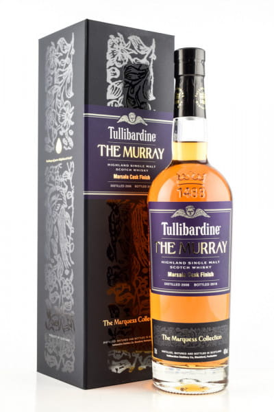 Tullibardine The Murray Marsala Cask Finish - 70cl 46%