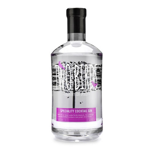 Two Birds Specialty Cocktail Gin - 70cl 40%