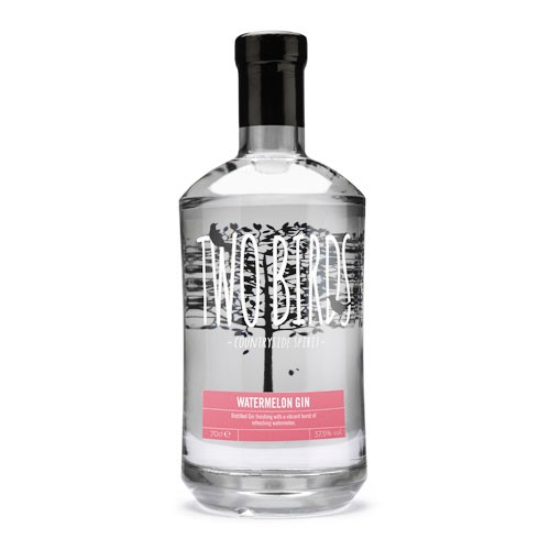 Two Birds Watermelon Gin - 70cl 37.5%