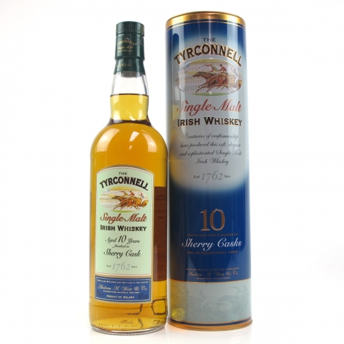 Tyrconnell Sherry Cask Finish - 46% 70cl