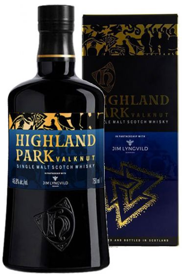 Highland Park Valknut Single Malt Scotch Whisky - 70cl 46.8%