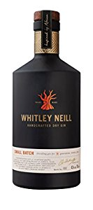 Whitley Neill Gin - 70cl 43%