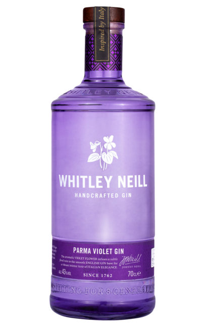 Whitley Neill Parma Violet Gin - 70cl 43%