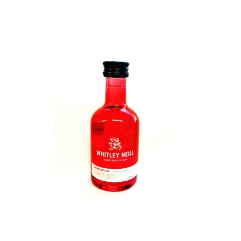 Whitley Neill Raspberry Gin Miniature - 5cl 43%