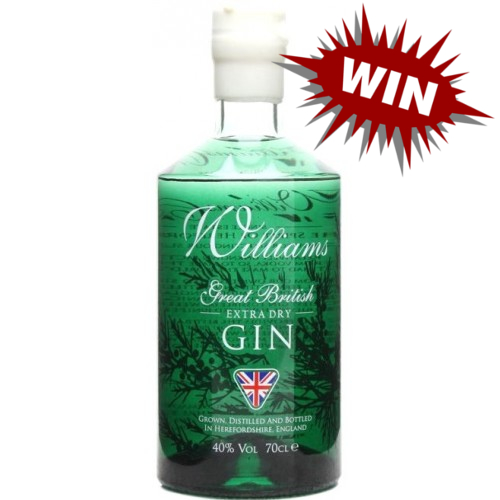 Chase Williams GB Gin - 70cl 40%