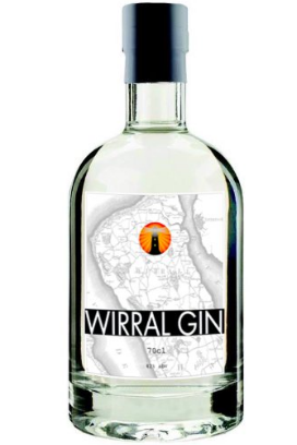 Wirral Gin - 70cl 42%