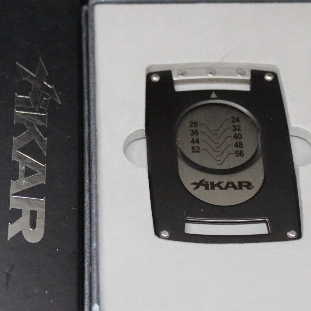 212bad156 Xikar Ultra Mag Single Jet Flame Lighter and Cutter Gift Set