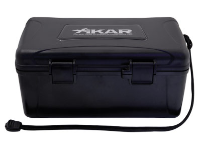 Xikar Travel Waterproof Case - 15 cigars capacity