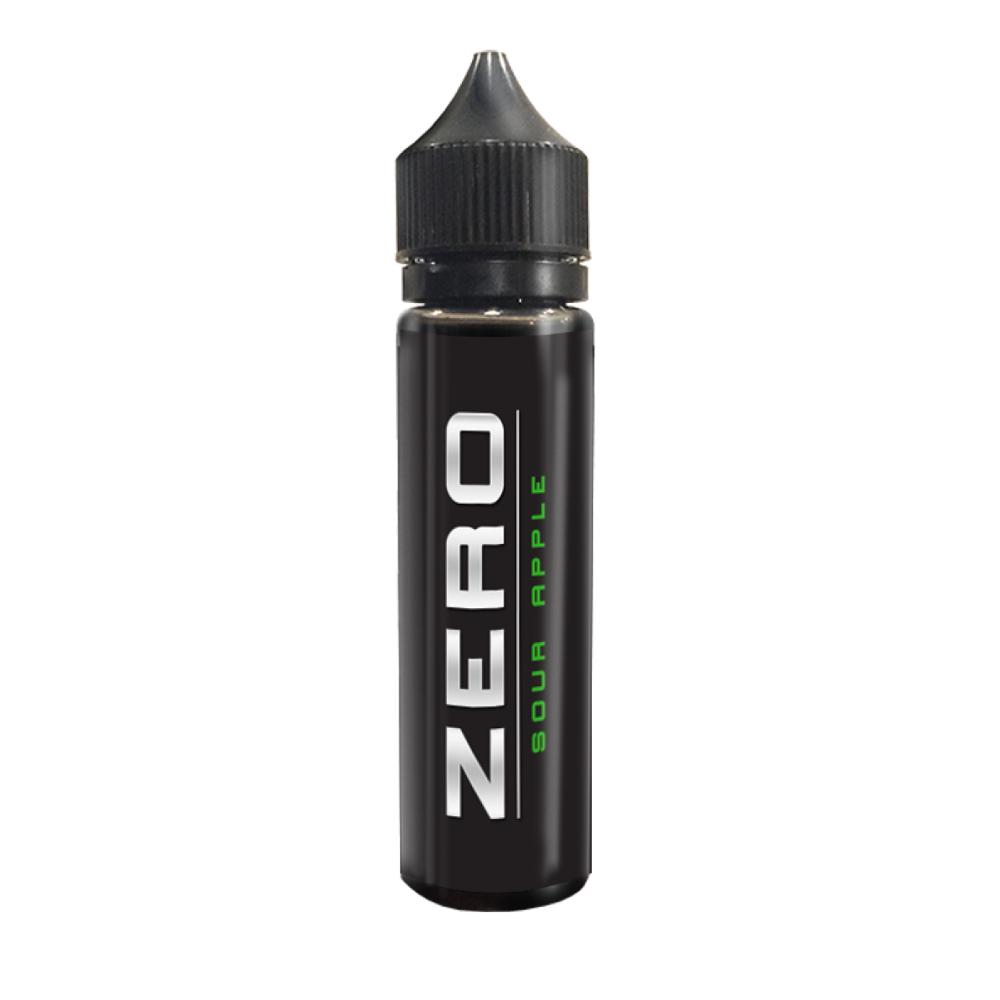Zero Sour Apple Vape E Liquid 50ml 0mg